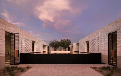 Modern Homes That Control the Sun