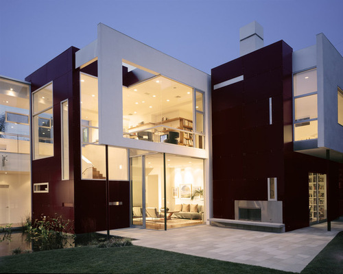 Exterior Wall Designs | Houzz