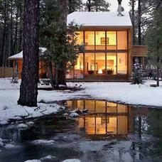 Modern Exterior by Bjorg Magnea