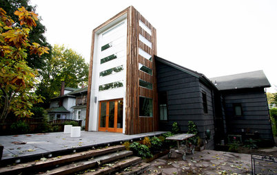 Houzz Tour: Personality Drives a Modern Addition in Portland