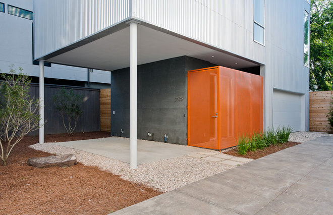 Modern Exterior by Dwellings