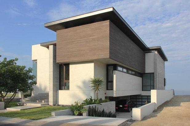 モダン 家の外観 Modern Exterior