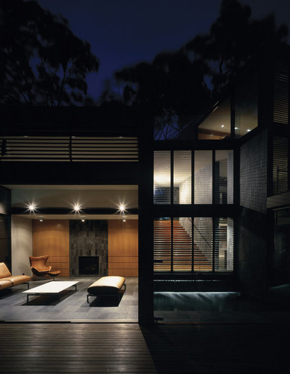 Modern Exterior by Ian Moore Architects