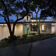 Modern Exterior by Alterstudio