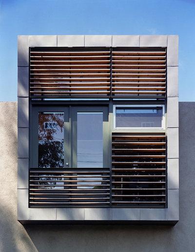 Moderne Hus & facade Modern Exterior