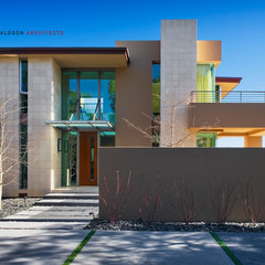 modern exterior by Shubin + Donaldson Architects, Inc.