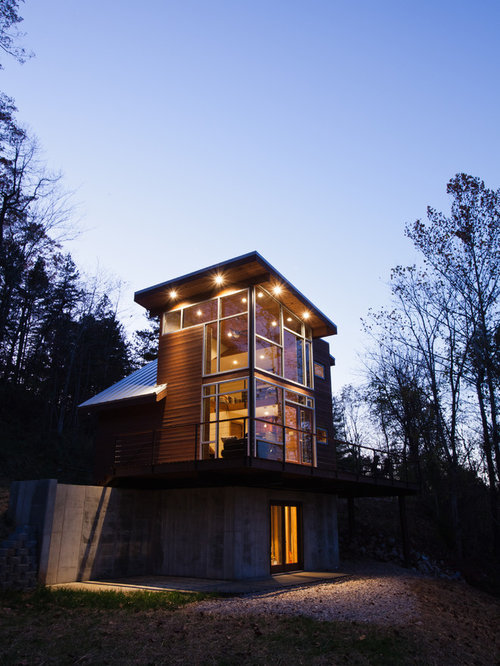 Best Exterior Soffit Lighting Design Ideas Remodel Pictures Houzz