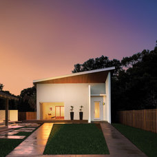 Modern Exterior by Jonathan Parks Architect