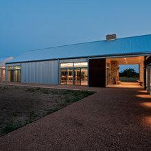 Contemporary barns