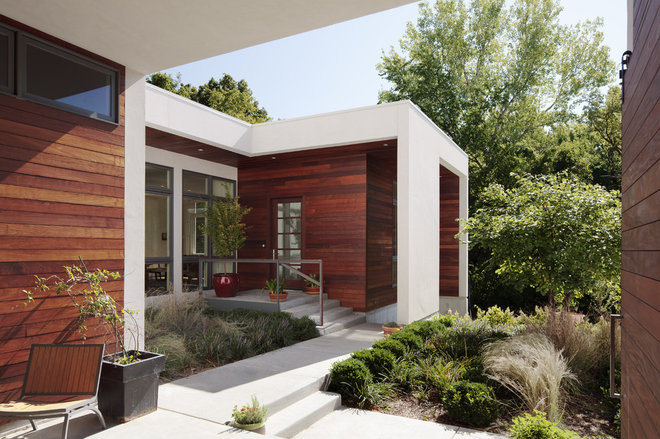 Modern Exterior by sabatini architects