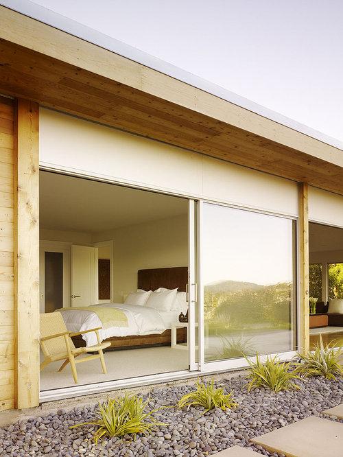Glass Bedroom Door | Houzz