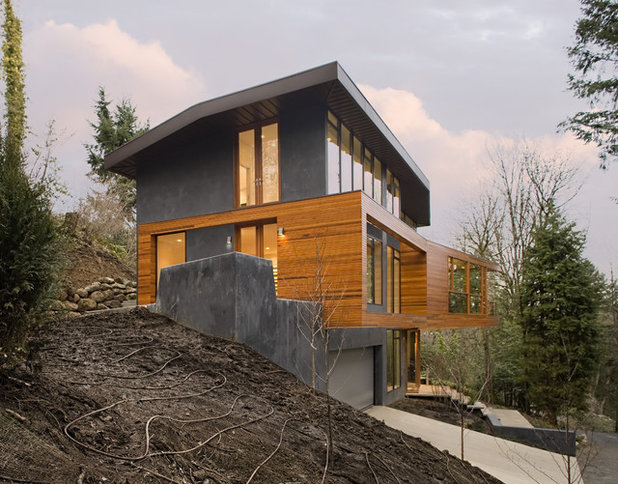 here 39 s how to build on a sloping site houzz