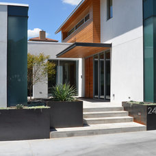 Modern Exterior by SLIC Interiors