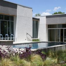 Modern Exterior by SLIC Interiors