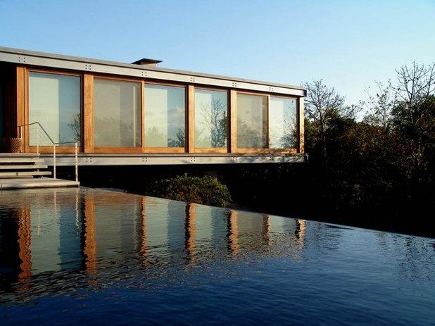 Minimalistisch Häuser Modern Exterior