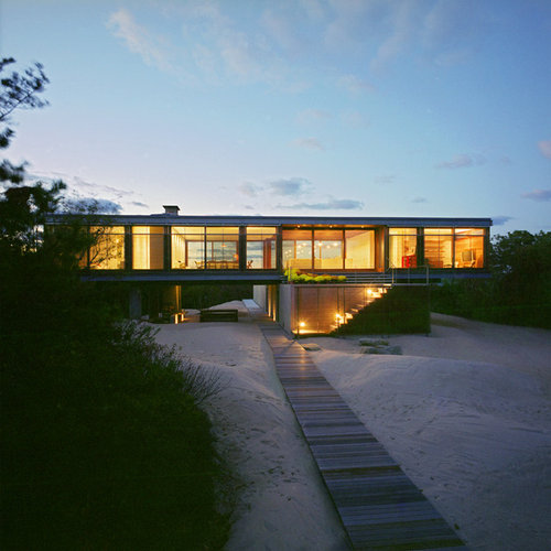 Modern Beach House rchitecture Ideas, Pictures, emodel and Decor - ^