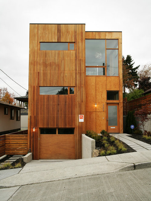 Plywood Cladding Home Design Ideas Pictures Remodel And