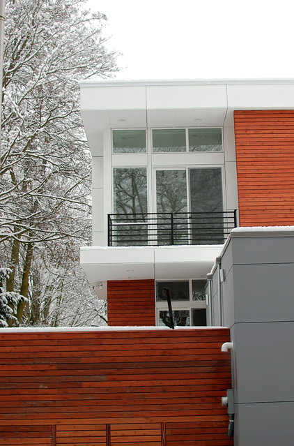 Modern Exterior by Stephenson Design Collective
