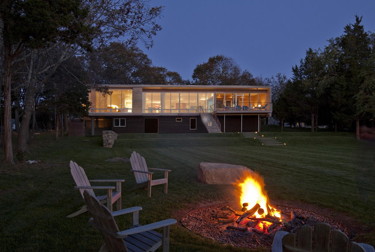 Modern Exterior by Ruhl Walker Architects