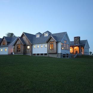 Modern Farm House, Modern Barn