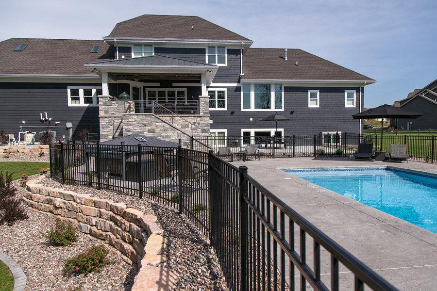 Modern Farmhouse Custom Home