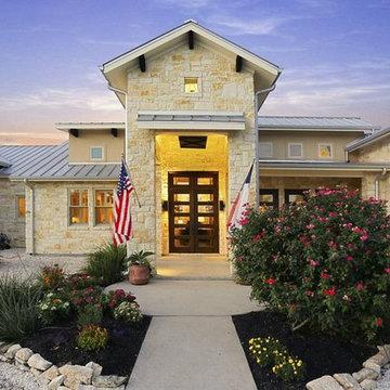 Modern Farmhouse in Richmond, Texas
