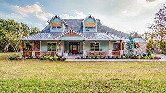 Modern Farmhouse Parade of Homes model home