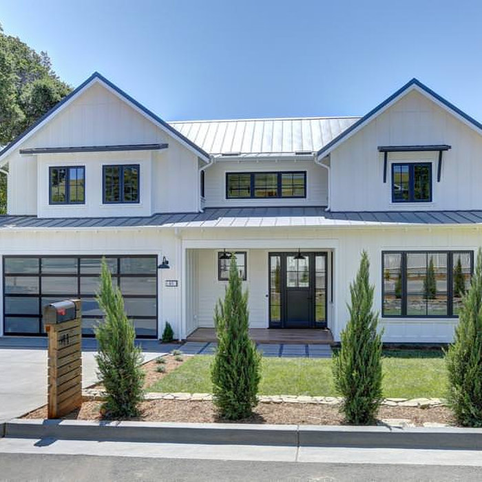 Mill Valley Modern Farmhouse