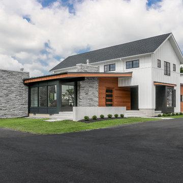 Modern Farmhouse- Personal Residence