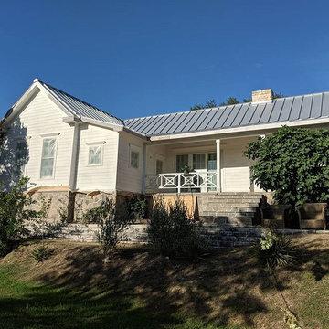 Modern Farmhouse  Remodel