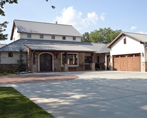 Best Farmhouse Stucco Exterior Home Design Ideas Amp Remodel
