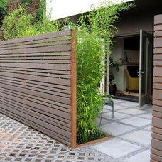 Contemporary Exterior Modern Fences - Use your imagination | Life of an Architect