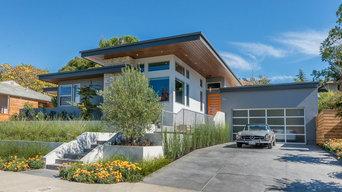 Modern Home Healdsburg CA