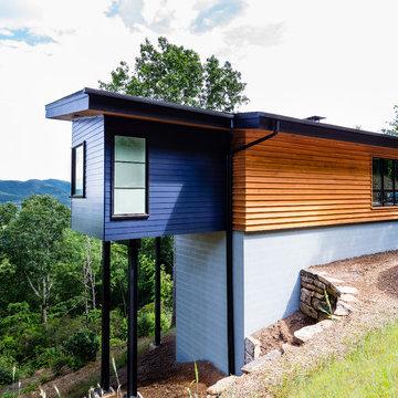 Modern Home in Black Mountain