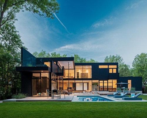 Awesome Modern Exterior Houses Photos - Home Design Ideas and ...