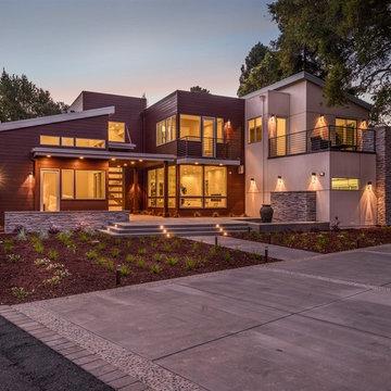 Modern Home - Menlo Park