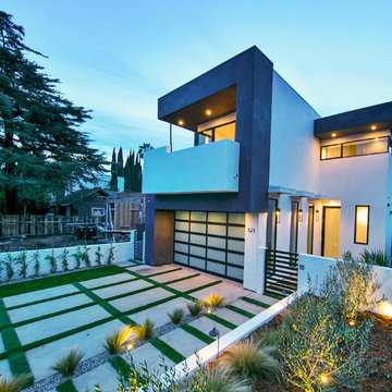 Modern Home Remodel by Treeium - West Hollywood, CA