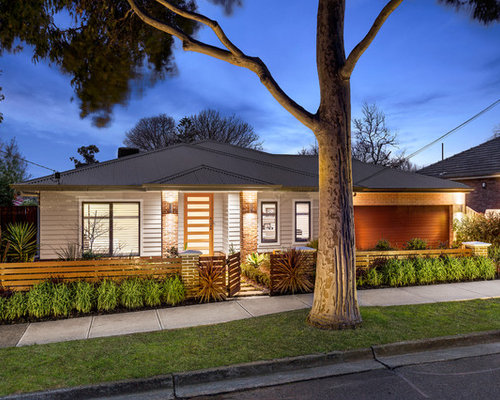Modern Weatherboard Home