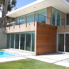 Modern Exterior by J. Kramer Corp.