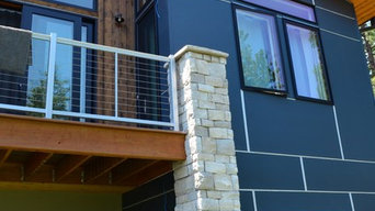 Modern Homes - James Hardie Siding - Evergreen, CO