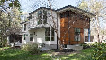 Modern House Lincoln MA