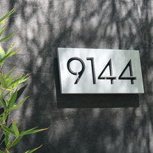numbers and mailbox