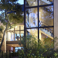 Contemporary Exterior by The Anderson Studio of Architecture & Design