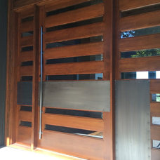 Industrial Exterior by Master Woodworks inc