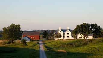 Modern Iowa Farmhouse