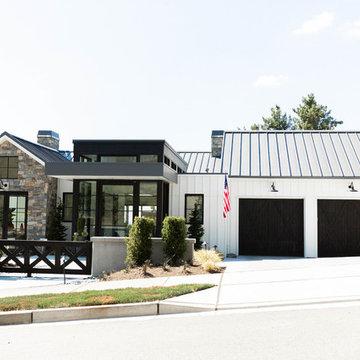 Modern Issaquah Farmhouse