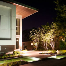 Modern Exterior by Michael Given Environments, LLC
