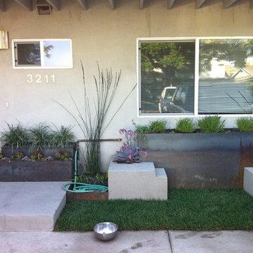 Modern Landscaping in Long Beach