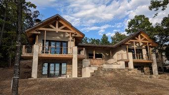 Modern Lodge Lake Residence