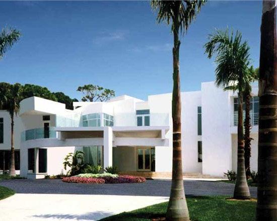 Modern Luxury Homes Houzz